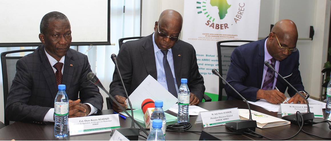 Atelier régional sur le projet «MICROSOL – UEMOA» tenu les 13 et 14 Novembre 2018 à Lomé