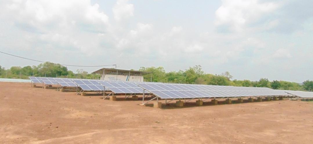 Résultats Évaluation technique: Construction de centrale solaire en Guinée-Bissau