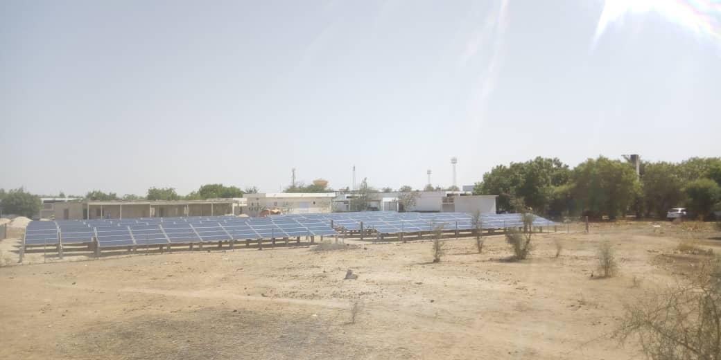 Résultats de l'analyse des offres relatives aux travaux de construction de centrales solaires photovoltaïques en Guinée – Bissau