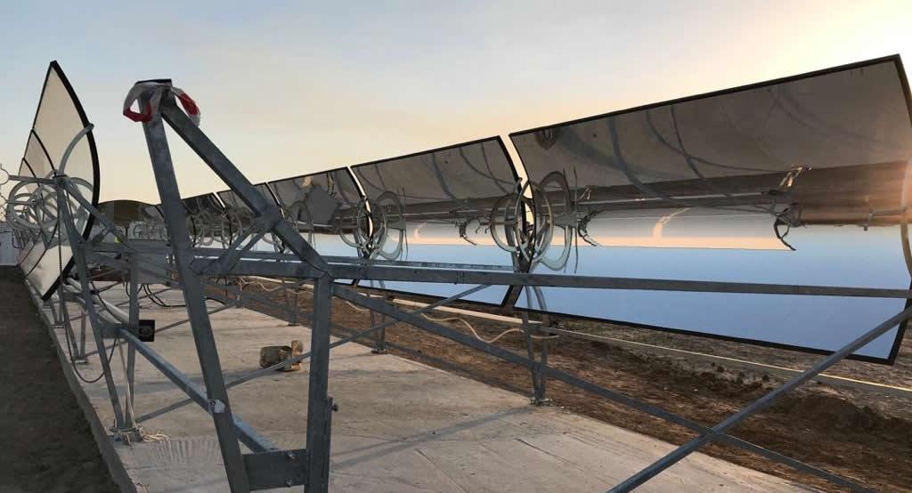 Installation d'équipements solaires pour applications agricoles (MICROSOL)